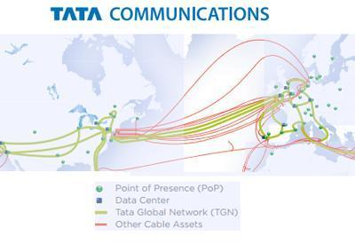 100G Tata Communication
