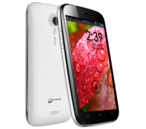 Micromax A116 Canvas HD with Quad Core Processor
