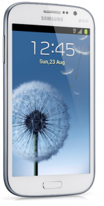 Samsung Intros 5″ Galaxy Grand with Jelly Bean and Dual-Core Processor