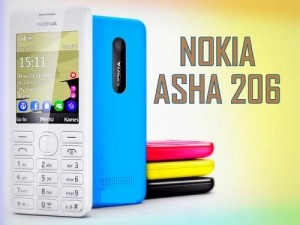 Nokia Asha 206 Review