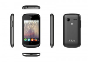 First Firefox OS Based Smartphone by ZTE