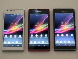 Sony Xperia SP Specifications