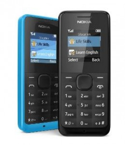 Nokia cheap Mobile with FM Radio