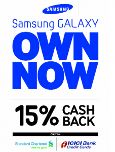 Samsung-Offers-15-per-cent-Cash-Back-on-Galaxy-Smartphones-and-Camera-in-India