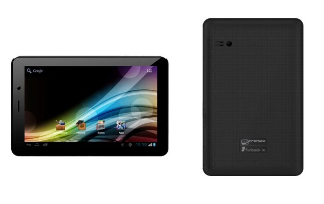 Micromax Funbook 3G P560 Launched in India