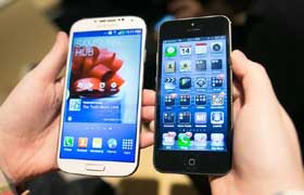 Samsung takes the 'green' route with the Galaxy S4