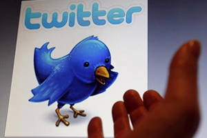 Twitter to show ads based on the content of users tweets