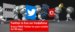 Free-Twitter-on-Vodafone-India