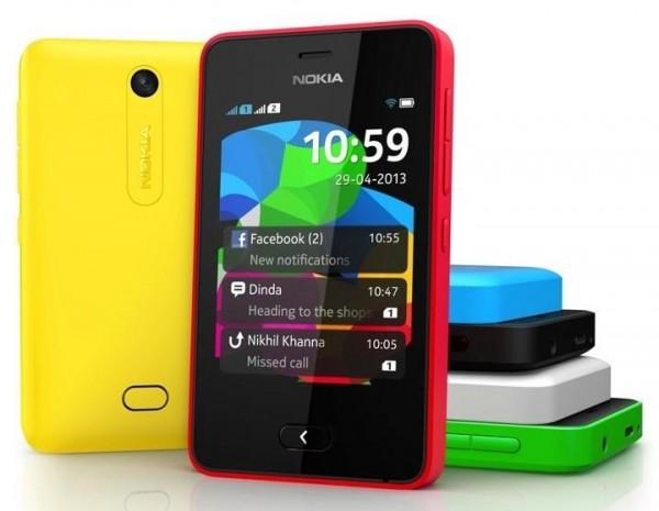 Nokia Asha 501 preview