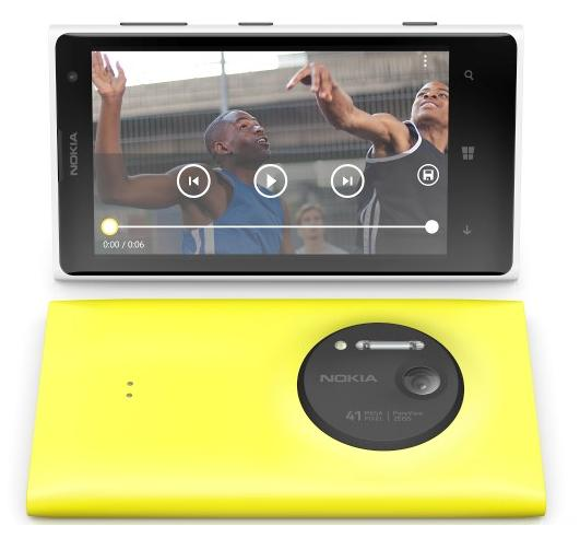 Nokia Lumia 1020 preview