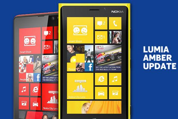 Lumia 920 and Lumia 820