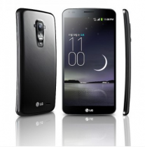 LG G Flex with 6-inch Curved Display