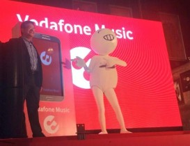 Vodafone India Launches 'Vodafone Music' Android App and WAP Portal