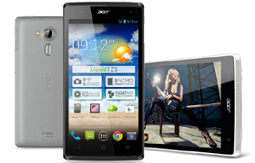 Acer Liquid Z5; 5-inch display, 5MP camera