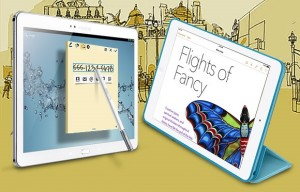Apple iPad Air vs Samsung Galaxy Note 10.1