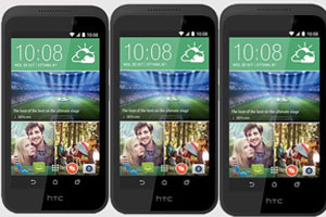 HTC rolls out Desire 320 with 5MP rear camera