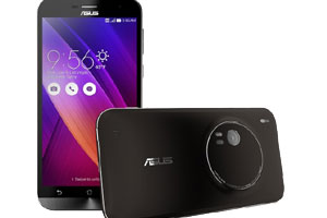 Asus ZenFone 2 With 4GB RAM