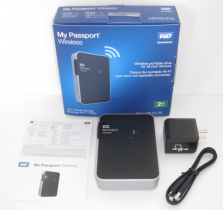 wd my passport wireless box contents