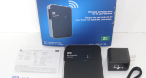 WD My Passport Wireless 1TB Review