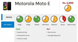 moto-e-Specs