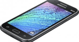 Samsung Galaxy J1 With Dual-SIM at Rs. 7,190