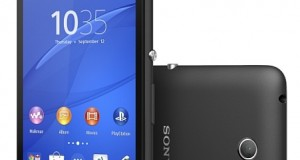 Sony Xperia E4 With 5-Inch qHD Display and 1.3GHz Quad-Core SoC