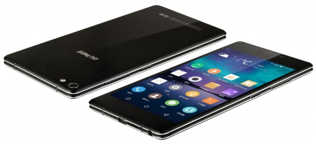 Gionee-Elife-S7-black