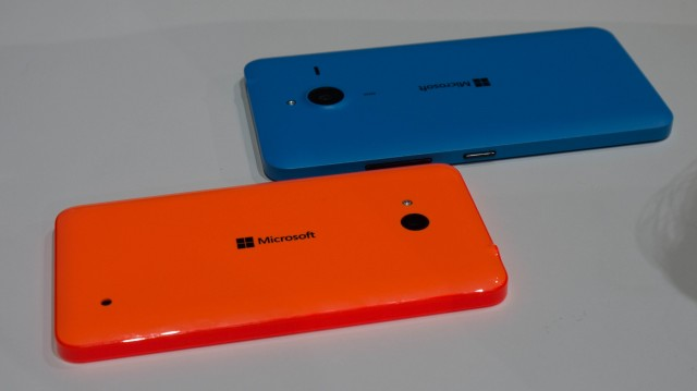 Microsoft Lumia 640 XL-Back