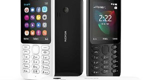 Nokia 222 and Nokia 222 Dual SIM Feature Phones Launched