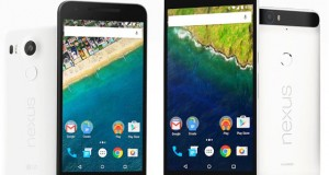 Google Nexus 5X, Nexus 6P Launched