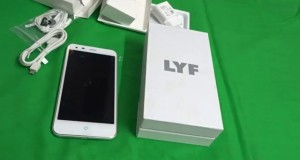 Reliance Jio 4G LYF Water 2